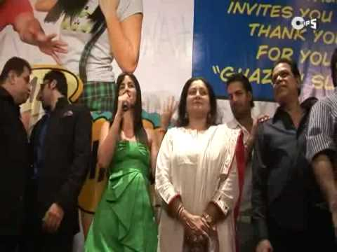 Ajab Prem Ki Ghazab Kahani - Success Party