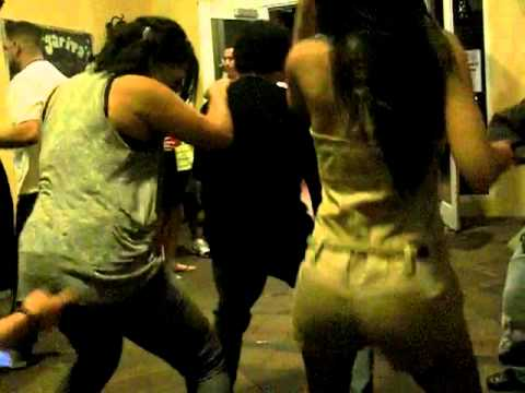 Dancing To Back That Ass Up 35