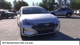 2019 Hyundai Elantra TEMECULA MURRIETA MENIFEE HEMET CORONA ESCONDIDO 190180