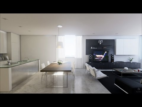 Architecture Real-time - Unreal Engine 4