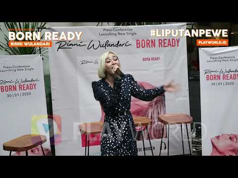 Download  Tangis Perjalanan Rinni Wulandari Tercurah dalam Lagu Born Ready Gratis, download lagu terbaru