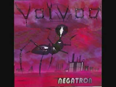 Voivod - Cosmic Conspiracy - Negatron 1995
