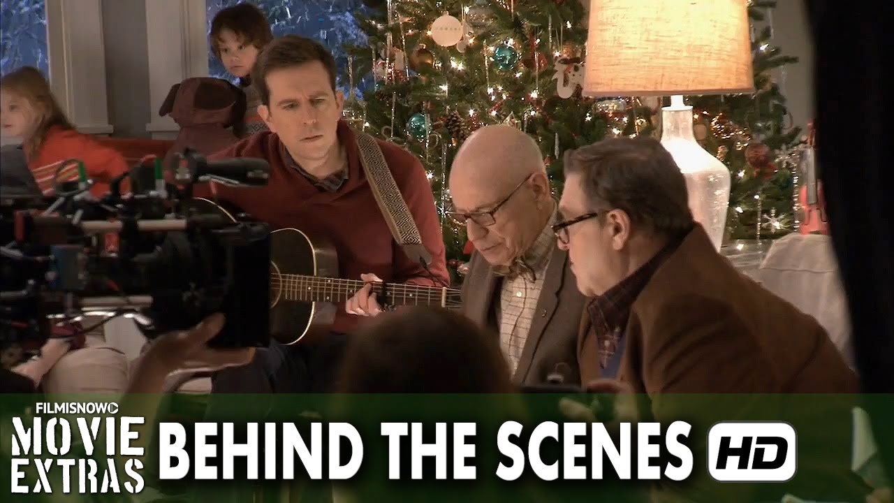 Love the Coopers (2015) Behind the Scenes