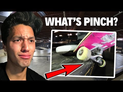 Poser at the Skatepark VS Das Pinch!