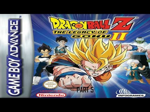 Dragon Ball Z: Legacy of Goku II - Part 5