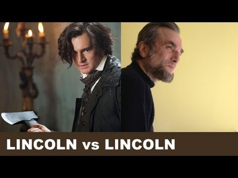 Abraham Lincoln Vampire Hunter vs Spielberg's Lincoln 2012 : Beyond The Trailer
