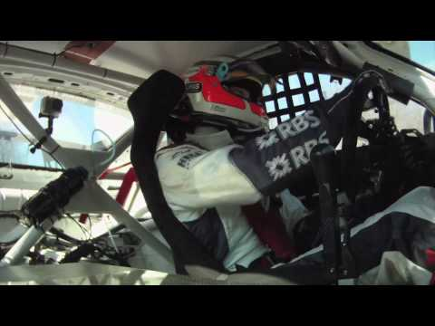 Porsche 911 GT3 R Hybrid piloted by Nico Hülkenberg