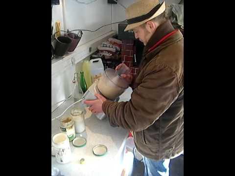 hummus recipe..ecette de houmous..????? ???? . ???? ?????..FOOD-TRUCK BIO-ORGANIC