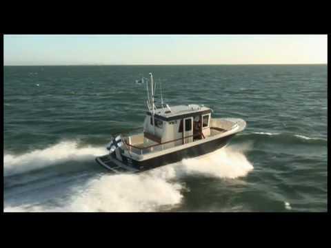 Targa Boats Targa 23.1 From Motor Boat