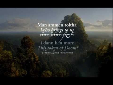 Lord Of Rings Soundtrack Youtube