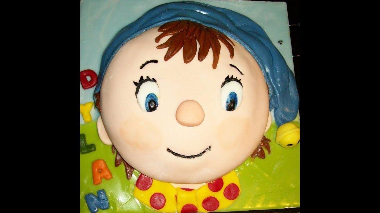 Noddy Birthday Cake Youtube