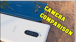 Sony Xperia 1 vs. Nokia 9 PureView