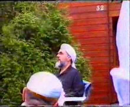 Prof. Dr. M. Esad Coşan Rh.A Hocaefendi'den İlahiler - 2