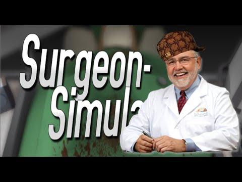 Bailes,Cirugias, Drama y Traicion! :( Rip PEPE (Surgeon Simulator)
