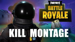 Fortnite Kill Montage - #1 Mountain of Fire