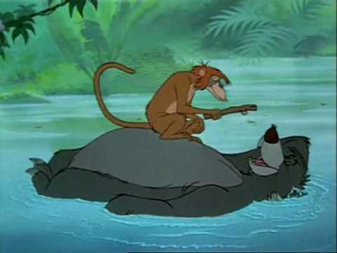 Il Rapimento Di Mowgli - Il Libro Della Giungla video