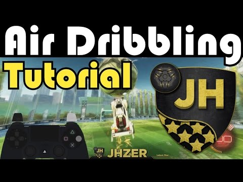 RL Pro Tutorial - Air Dribbling