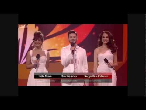 Graham Norton - funny Eurovision 2012 commentary