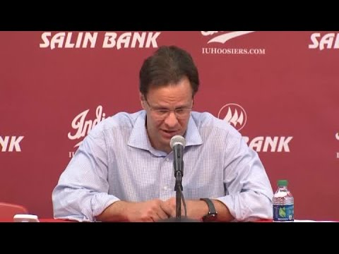 Tom Crean post game following win over Savannah State