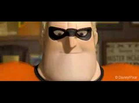 incredibles teaser