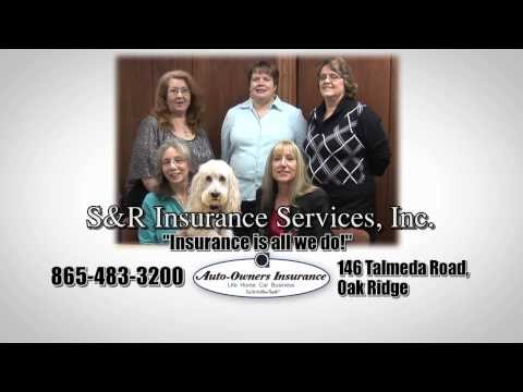 S&R Auto Home Owner Insurance Spot