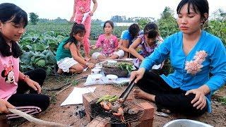 Tôm Nướng Ngoài Ruộng |  Bỏ nhà đi bụi  | Thôn Nữ Miền Tây