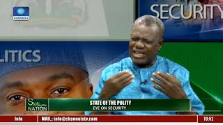 Nigerians Charge Security Agencies On Safety Pt.2 |State Of The Nation|