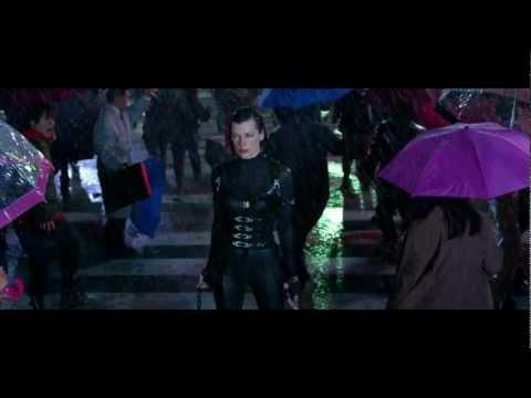 Resident Evil Retribution – Official Movie Trailer #1 – 2012 (HD 1080p)