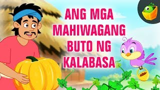 Ang Mga Mahiwagang Buto ng Kalabasa [The Magic Pumpkin Seeds]   World Folk Tales   MagicBox Filipino