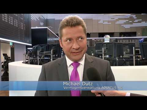 """""""Die Börsen sollten Donald Trump genauer zuhören"""", sagt Michael Dutz (ADLATUS AG)"""