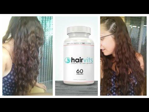 review hairvits: integratore per la crescita dei capelli
