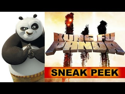Kung Fu Panda 3 Sneak Peek! - Beyond The Trailer