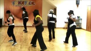 Zumba- Gangnam/gangster style with Annetta a.k.a. sportynet