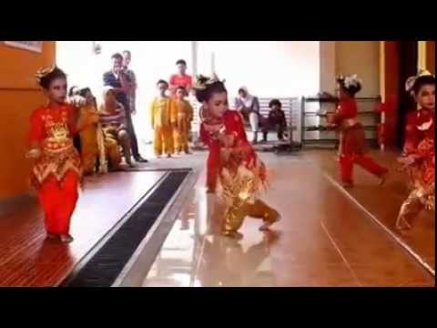 Tari Piring Kreasi Ii Oleh Tk Islam Budi Mulia Padang Sumbar video