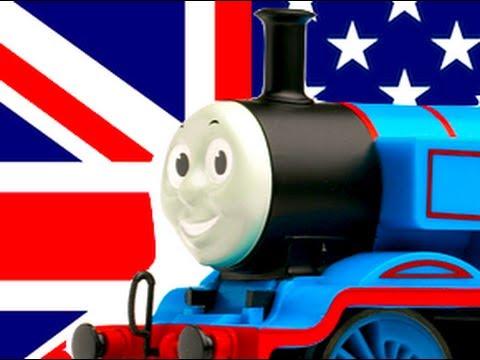 Hornby Thomas vs Bachmann Thomas Review: Thomas & Friends Range UK vs USA, Reloaded!