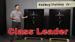 Liberty Fatboy vs. Fatboy Jr. Gun Safes All new for 2019