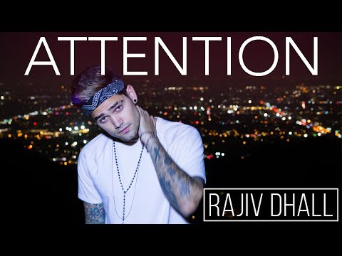 ATTENTION - CHARLIE PUTH (RAJIV DHALL COVER)