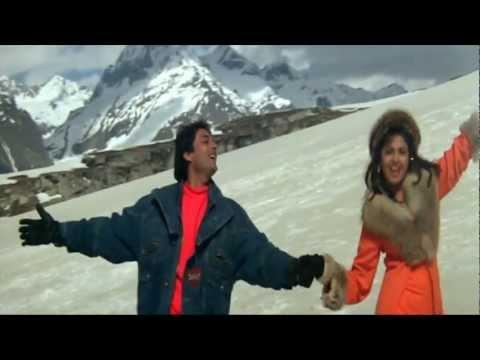 Aag Lagaake Chale - Varsha Usgaonkar - Bollywood Song - Pathreela Raasta - Kumar Sanu - Alka Yagnik