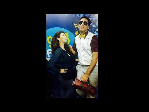 Parmesh Shahani on Drive Mumbai with Erica on Radio One