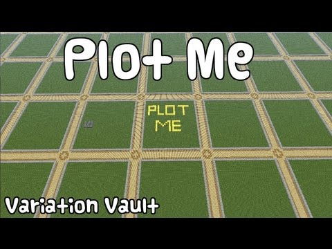 Minecraft Bukkit Plugin - Plot Me - Creative plot management system!