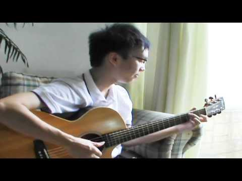 (OST The Myth) Endless Love - Nergi Rahardi (Solo Guitar) +...