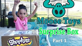 Moose Toys Surprise Shopkins Season 3 Box Part 1