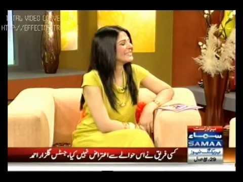 dr Moiz Hussain on Saama tv