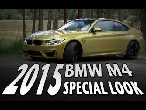 2015 BMW M4  Review with Special Test Drive