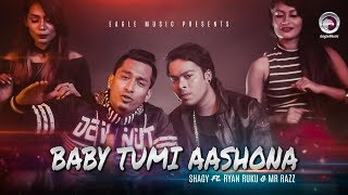 Baby Tumi Ashona   Shagy Ft. Ryan Ruku, MR Razz   Bangla Hip Hop   Bangla R&B   Official Music Video