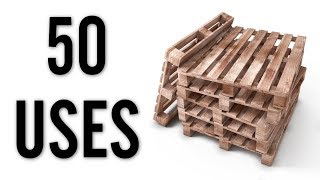 50 Amazing Uses for Wood Pallets