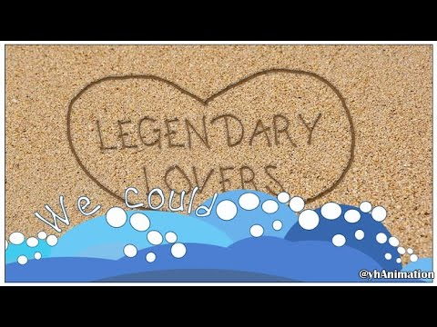 Legendary Lovers Lyric Video (original stop motion animation)