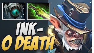 Ink Meepo - 0 DEATHS in 7.20 | Dota Gameplay