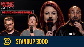 Deutsche Hindernisse | Staffel 2 Folge 2 | Comedy Central Presents ... STANDUP 3000