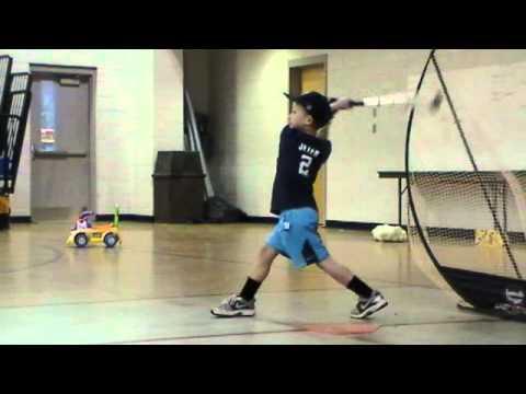 6 year old baseball player Polk County North Carolina